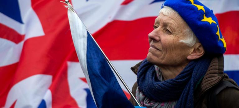 Черные дни. Британцы запасаются едой и лекарствами на случай худшего сценария Brexit