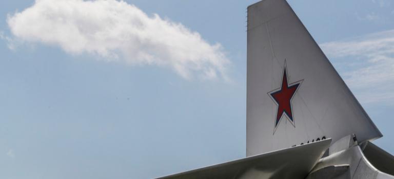В России разбился бомбардировщик Ту-22М — СМИ