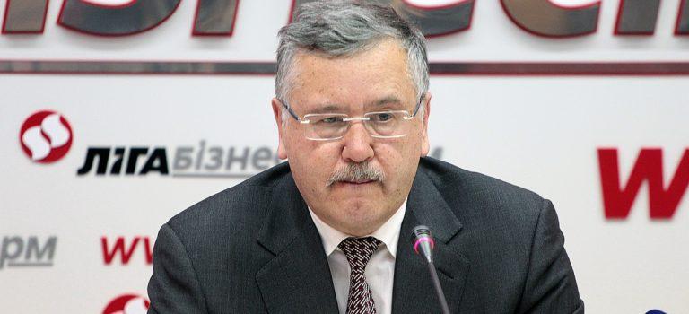 СБУ о вызове Гриценко на допрос: В качестве свидетеля