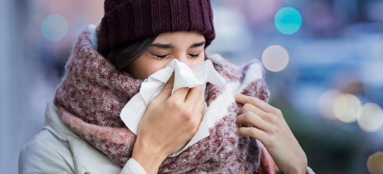 В Чернигове объявили карантин из-за гриппа