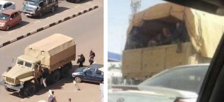 Наемники из РФ защищали власти Судана от протестующих: СМИ