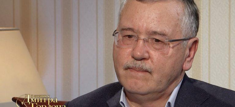 Луценко дал Гриценко сутки на извинения за слова о его сыне