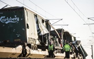 В Дании столкнулись поезда: шесть жертв