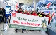 В Германии сотрудники аэропортов и работодатели уладили тарифный спор