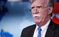 США лишат режим Мадуро доходов − Болтон