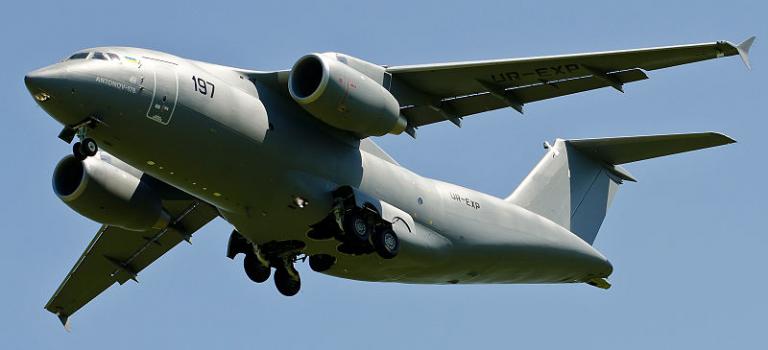 Аваков анонсировал закупку украинских самолетов для нужд Нацгвардии и ГСЧС