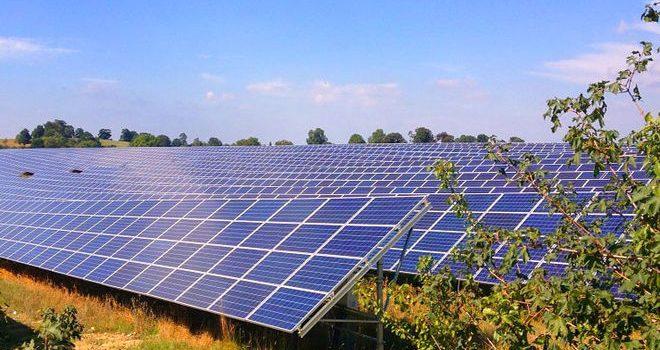 В Одесской области построят четыре солнечные электростанции