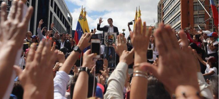 Свергают диктатуру. Что происходит в Венесуэле, и как на это реагируют в мире