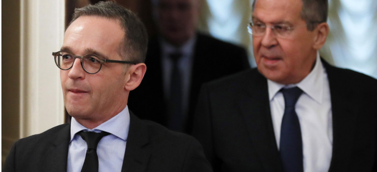 Германия предложила совместную с Францией помощь в урегулировании керченского кризиса