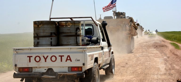 Срок вывода наземных войск США из Сирии исчисляется неделями
