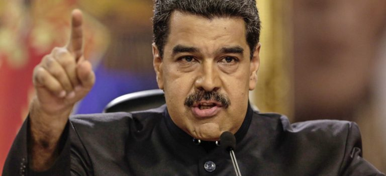 Конфликт в Венесуэле. Мадуро решил написать письмо Папе Римскому