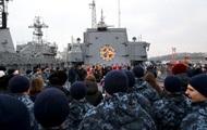 Климкин о встрече на эсминце США: Мы в одной лодке