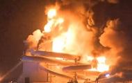 В Бельгии сгорел аквапарк за 33 млн евро