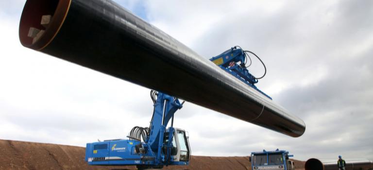 В Евросоюзе достигли нового компромисса по Северному потоку-2