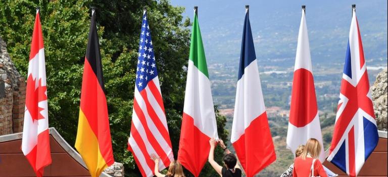 Минфин обсуждает со странами G7 возможность привлечения официального финансирования