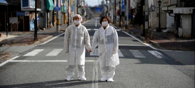 Японский Чернобыль. Как живут сегодня города-призраки вокруг разрушенной АЭС Фукусима-1