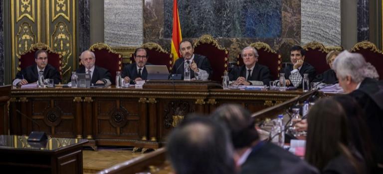 В Испании начался суд над бывшими лидерами Каталонии