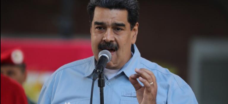 В Венесуэле стартовали самые масштабные в истории страны военные учения