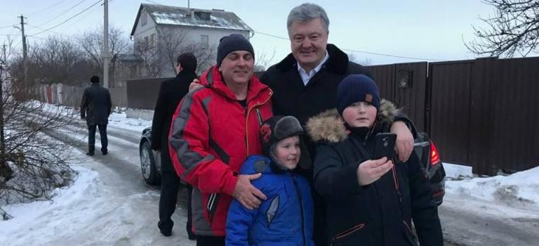 Селфи с Порошенко и Вакарчук, который не обещал. Топ-5 цитат недели