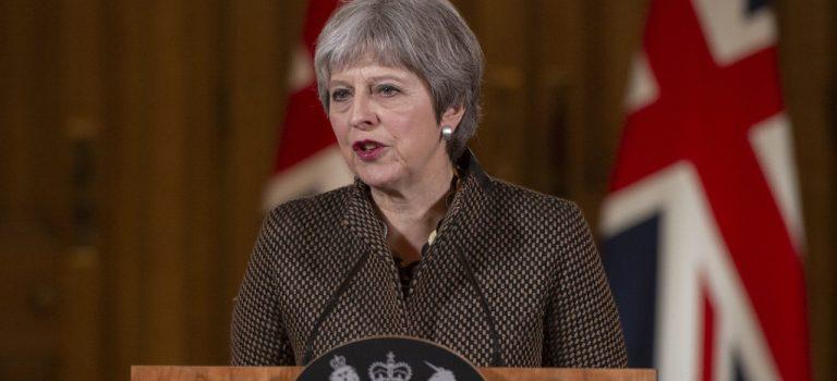 Тереза Мэй назвала крайний срок продления Brexit