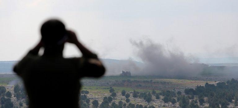 Бои за Багуз: боевики ИГ провели две мощные контратаки
