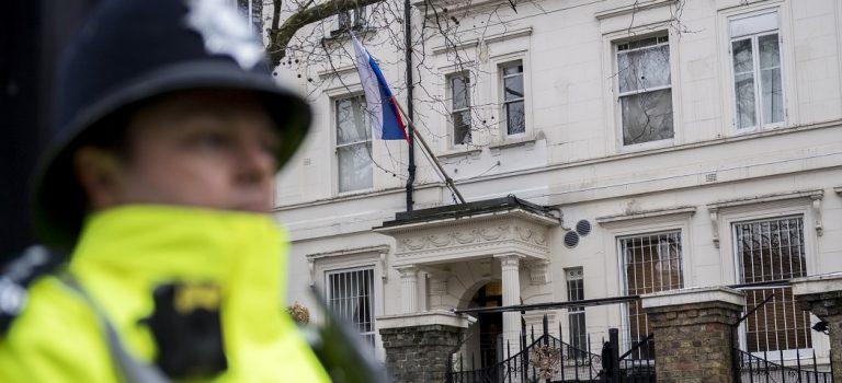 До атаки на Скрипаля в посольстве РФ заметно суетились — разведка