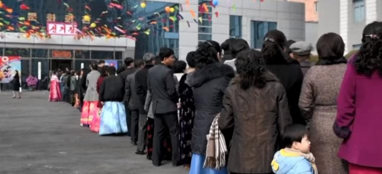 Выборы без выбора и явка 100%. В КНДР избрали парламент – видео