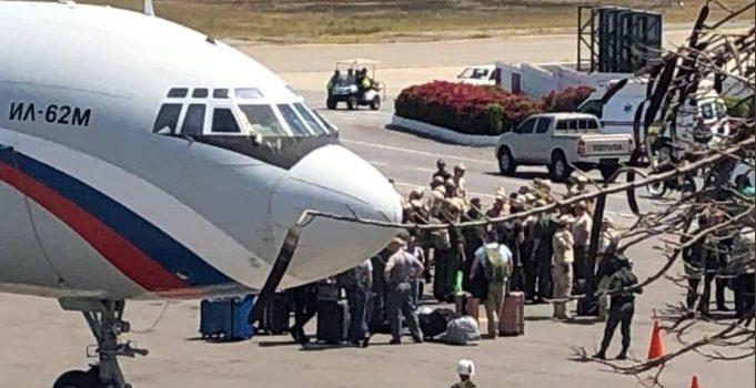 В Венесуэле назвали причину прибытия российских военных