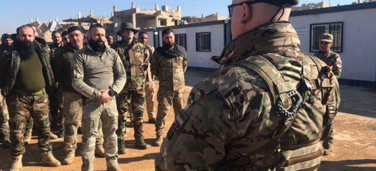 CIT рассказала о новой ЧВК, работающей в Сирии: фото