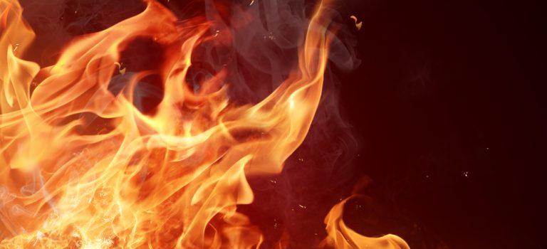 Пожар на предприятии под Киевом: есть пострадавший