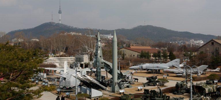 В Южной Корее назвали число ядерных объектов КНДР