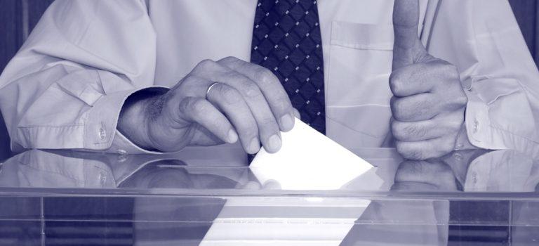 Как голосуют украинцы в Праге, Берлине и Таллинне: фото
