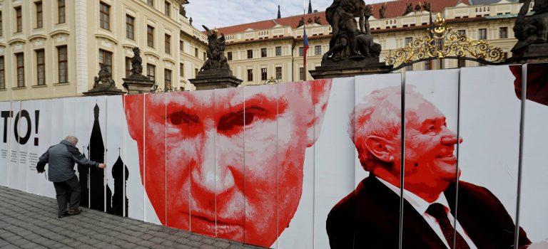 Президент Чехии предложил изменить Конституцию Украины