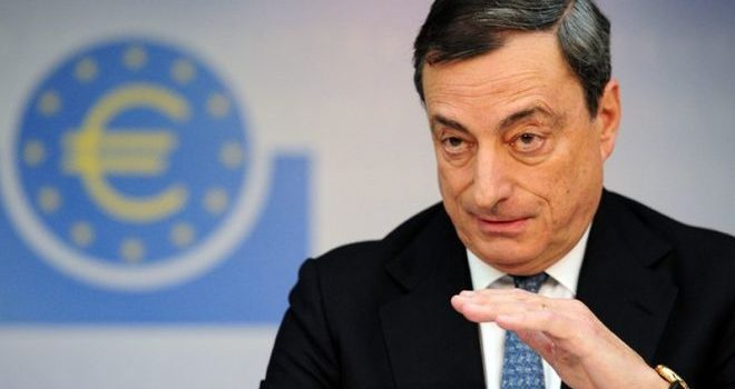 Курс евро разгонят под речь Марио Драги. ЕЦБ принимает решение по ставке