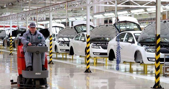 В Украине резко упало производство машин