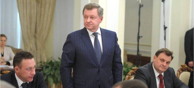 Суд заочно приговорил к 13 годам полпреда президента РФ в оккупированном Крыму