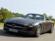 Мercedes-Benz показал свой дебютный гоночный электрокар (фото)