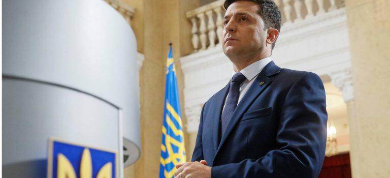 В президенты не ради Коломойского: о чем Зеленский рассказал бизнесу