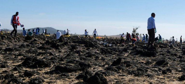 В авиакатастрофе в Эфиопии погибли 12 сотрудников ООН — AFP
