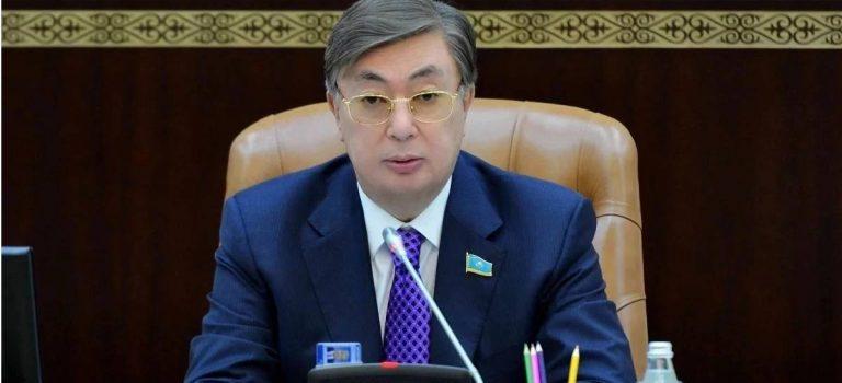 Уход Назарбаева: временным президентом стал спикер парламента Казахстана