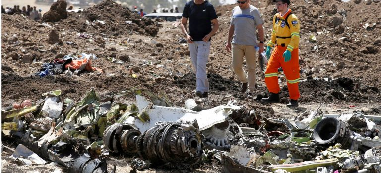 Ethiopian Airlines раскрыла детали переговоров пилотов перед авиакатастрофой в Эфиопии