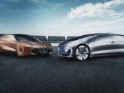 BMW и Daimler планируют совместно разрабатывать платформы для электромобилей