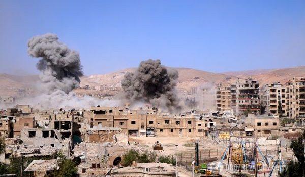 В Сирии обстреляли школьный автобус: погибли дети