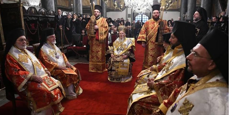 АП обнародовала текст соглашения между Украиной и Вселенским патриархом и основные обязательства сторон
