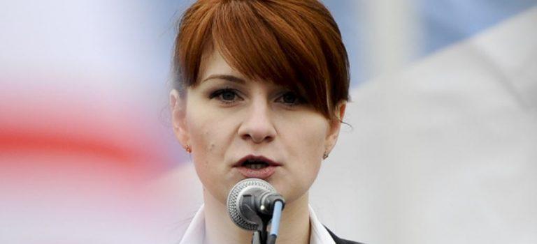 В США обвинение просит для россиянки 18 месяцев тюрьмы за шпионаж