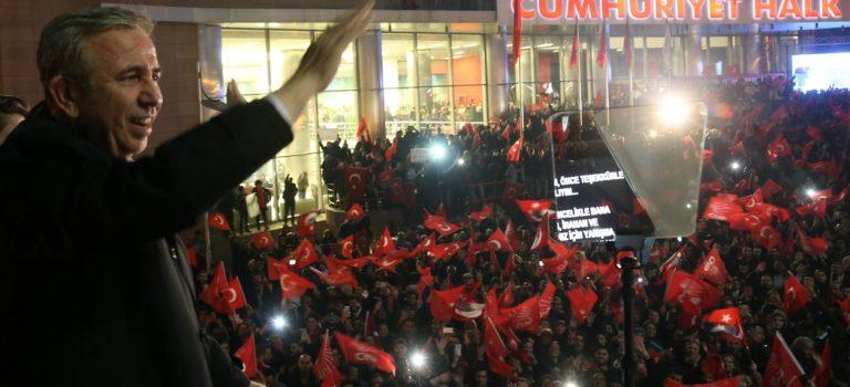 На выборах Эрдоган потерял контроль над столицей Турции — Reuters