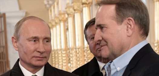 Медведчук озвучил, чего ждут от Зеленского в Кремле по Донбассу