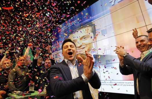 Президентская ставка: сколько букмекерам стоила победа Зеленского