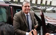 Быший президент Перу попытался застрелиться при задержании