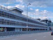 Аэропорт Борисполь тестирует запуск многоуровневого паркинга у терминала D